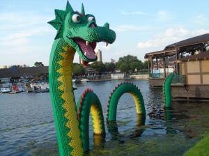 Loja conceito da Lego em Downtown Disney, Orlando