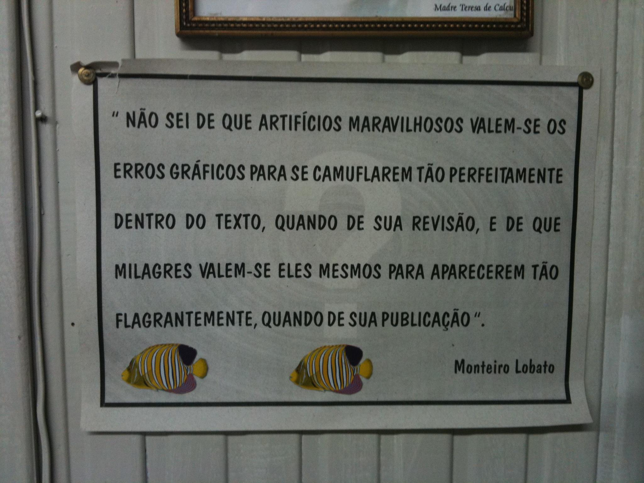 Já Dizia Monteiro Lobato Pulp Edições
