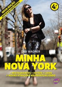 MNY4 MINHA NOVA YORK DIDI WAGNER NOVA EDICAO