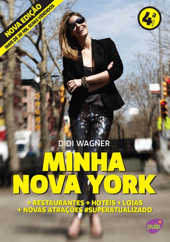 GUIA MINHA NOVA YORK 4 EDICAO