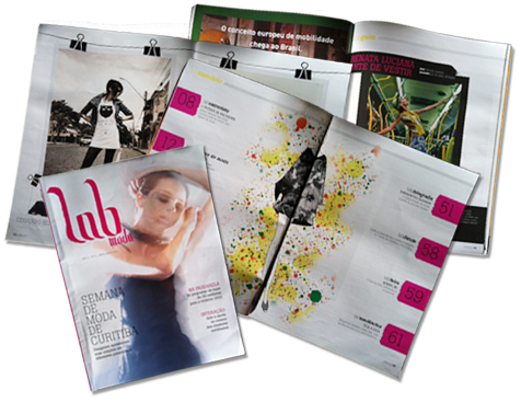 Revista Lab Moda