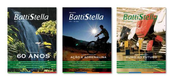 Revista Grupo Battistella