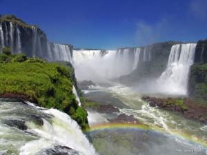 Cataratas do Iguaçu -Garganta -Marcus Faller