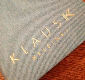 O melhor café da manhã da cidade é o do hotel Klaus K