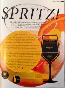Receita de Spritz, a bebida refrescante do verão europeu!