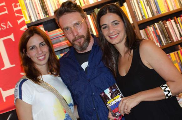 Patricia Papp e Fernanda Ávila, sócias da Pulp com Alexandre